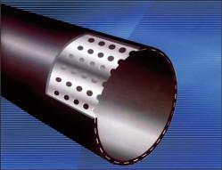 山西孔网钢带聚乙烯复合管